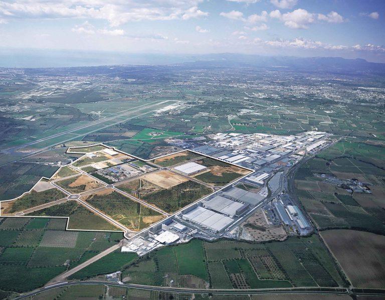 Polígono Industrial de Constantí
