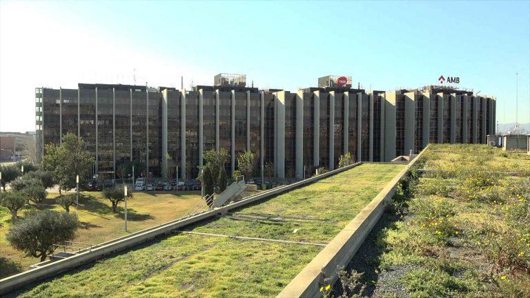 Edificio BP Polígono Zona Franca