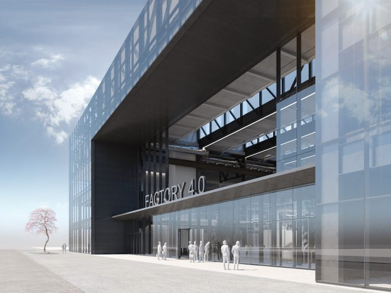 Edificio DFactory