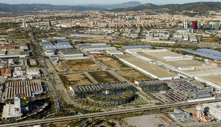 D Factory vista aérea