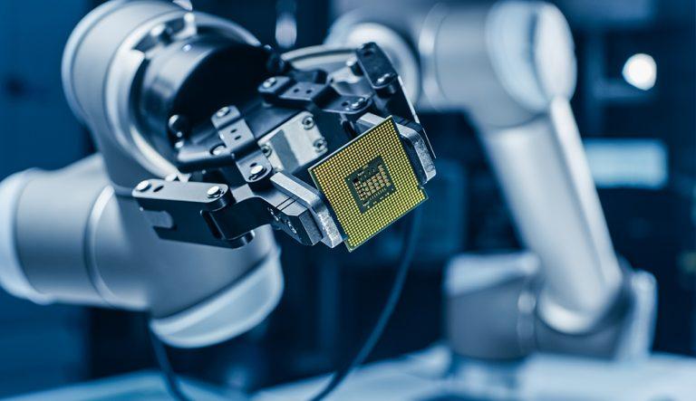 Chip electrónico