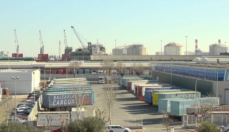 Polígono Zona Franca Barcelona