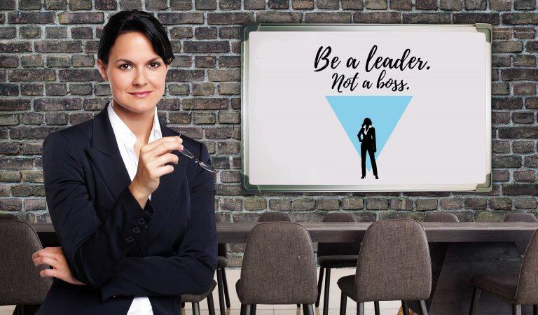 Mujer liderazgo