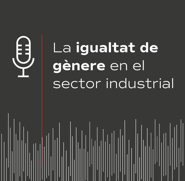 La igualtat de gènere en el sector industrial