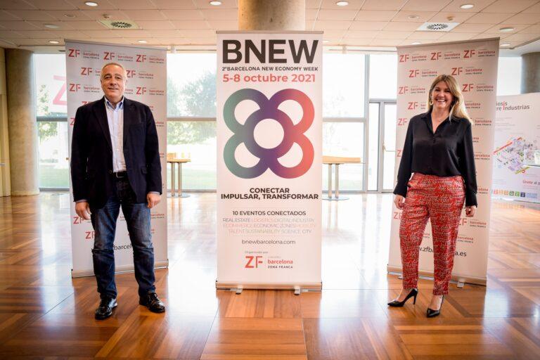 Rueda de prensa BNEW